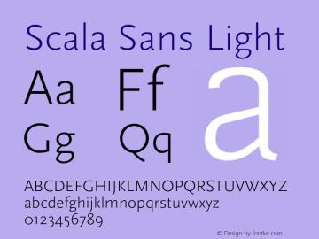 Scala Sans