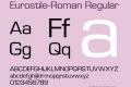 Eurostile-Roman