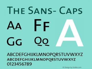 The Sans-