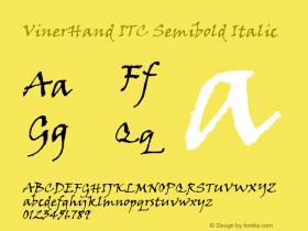 VinerHand ITC