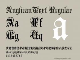 AnglicanText