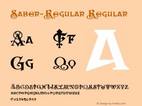 Saber-Regular