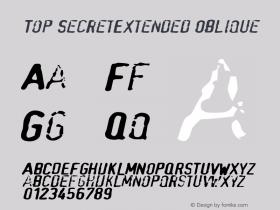 Top SecretExtended