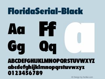 FloridaSerial-Black