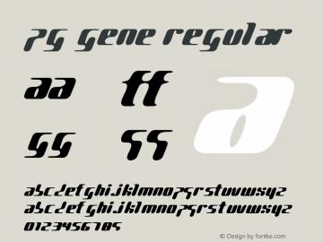 pg GENE