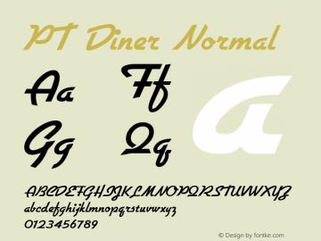 PT Diner