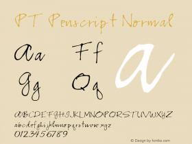 PT Penscript