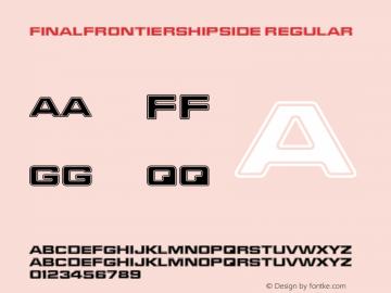 FinalFrontierShipside