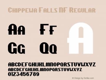 Chippewa Falls NF