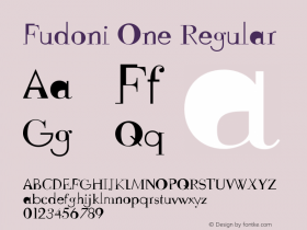 Fudoni One