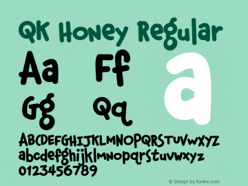 QK Honey
