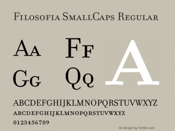 Filosofia SmallCaps