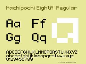 Hachipochi EightAl