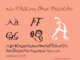 NotCaslon One