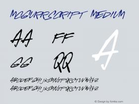McGurrScript
