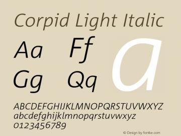 Corpid Light