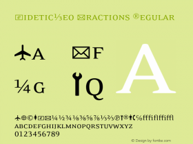 EideticNeo Fractions
