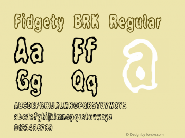 Fidgety BRK