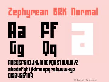 Zephyrean BRK