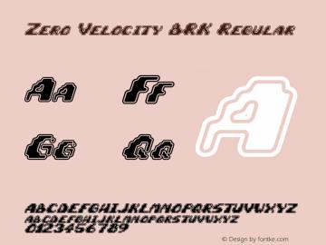 Zero Velocity BRK