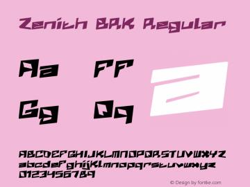Zenith BRK
