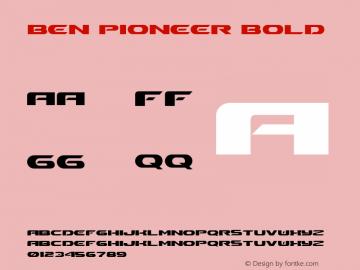 Ben Pioneer