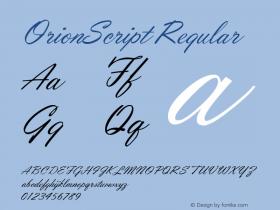 OrionScript