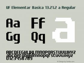 UF Elementar Basica 13.21.2 a