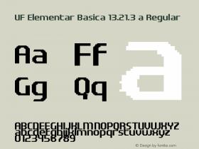 UF Elementar Basica 13.21.3 a