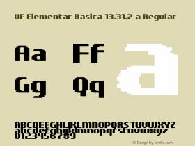 UF Elementar Basica 13.31.2 a
