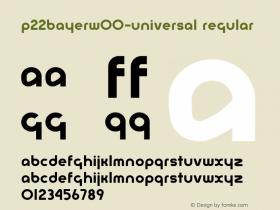 P22Bayer-Universal