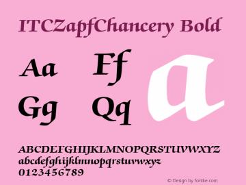 ITCZapfChancery