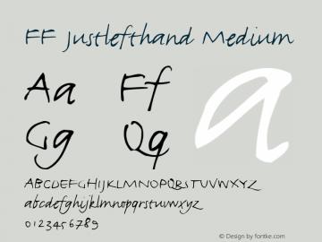 FF Justlefthand