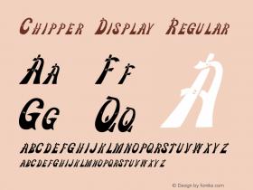 Chipper Display