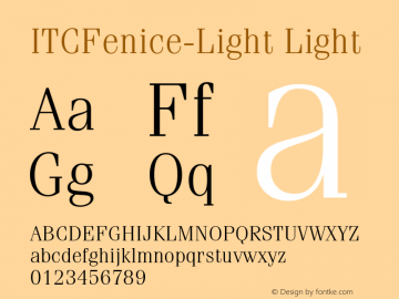 ITCFenice-Light