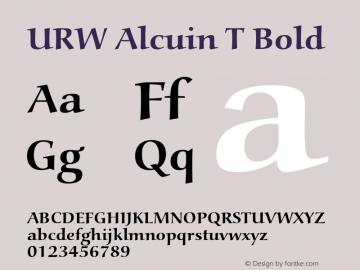 URW Alcuin T