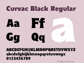 Curvac Black