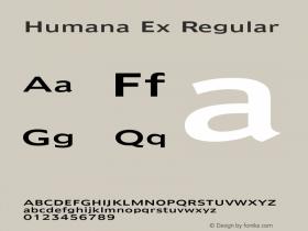 Humana Ex