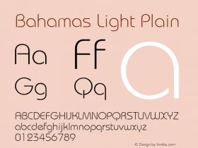 Bahamas Light