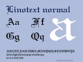 Linotext