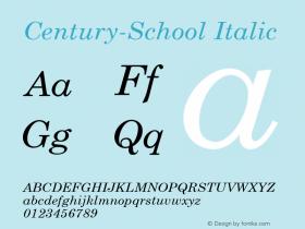 Century-School