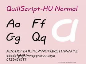 QuillScript-HU