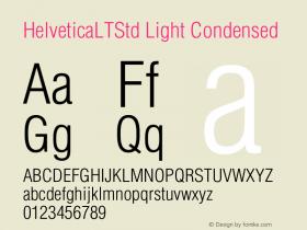 HelveticaLTStd