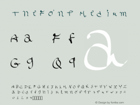 TheFont