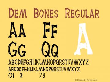Dem Bones