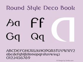 Round Style Deco