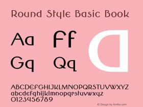Round Style Basic