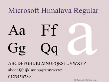 Microsoft Himalaya