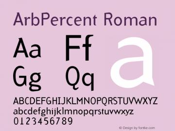 ArbPercent