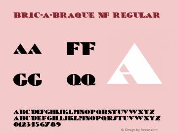 Bric-a-Braque NF